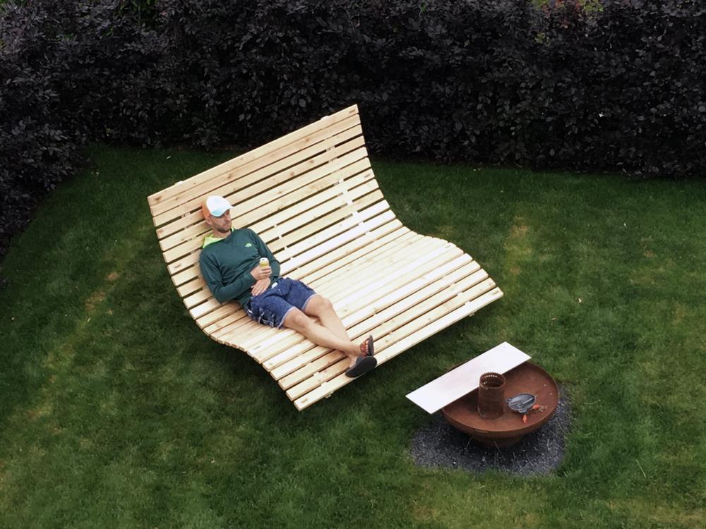 bausatz-Relaxliege